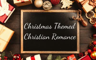 Christmas Themed Christian Romance Reads!