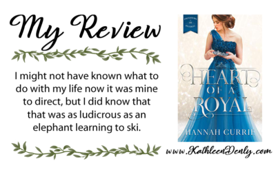 My Review – Heart of a Royal