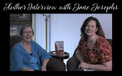 Video Author Interview with Jane Josephs! +Giveaway