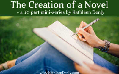 The Creation of a Novel Blog Post Series: CLAIM YOUR FREE BOOK!!!