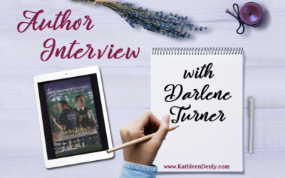 Author Interview – Darlene L. Turner
