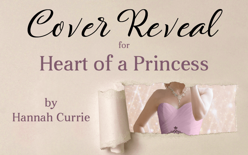 Cover Reveal – Heart of a Princess