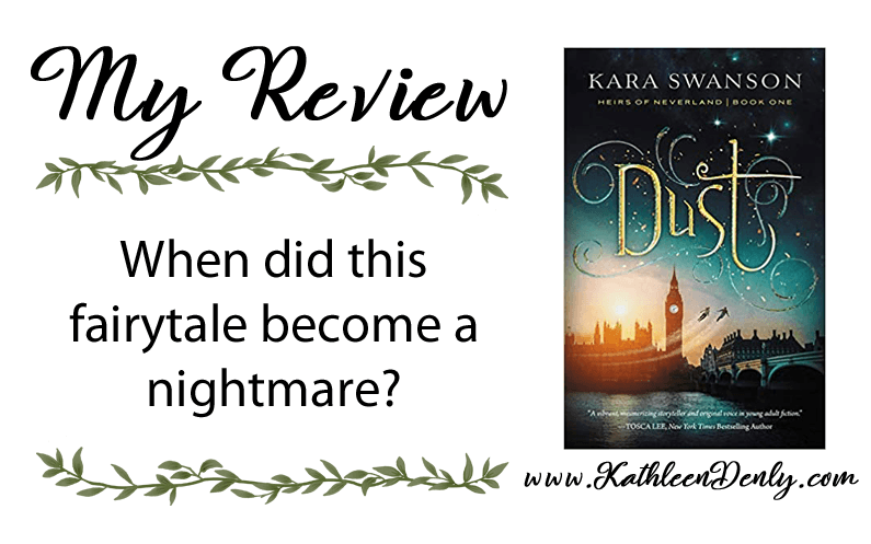 Dust Blog Tour Stop #27 – My Review – Dust