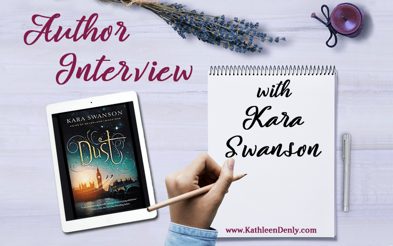 Author Interview – Kara Swanson