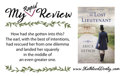 My Rapid Review – The Lost Lieutenant