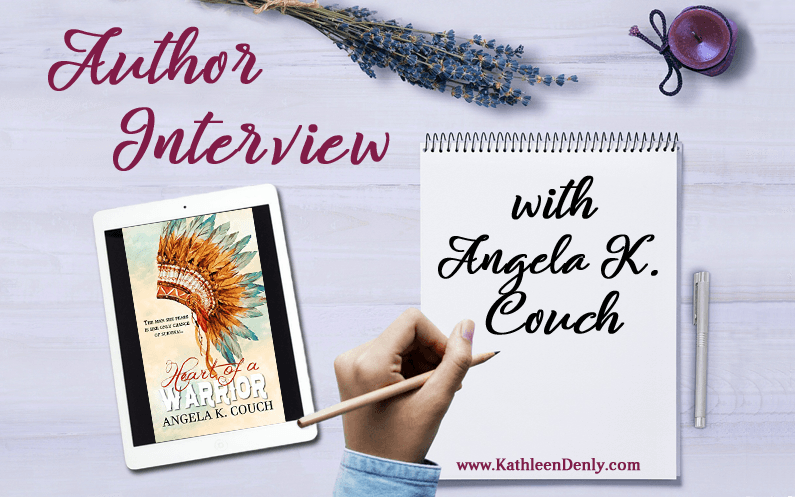 Author Interview – Angela Couch