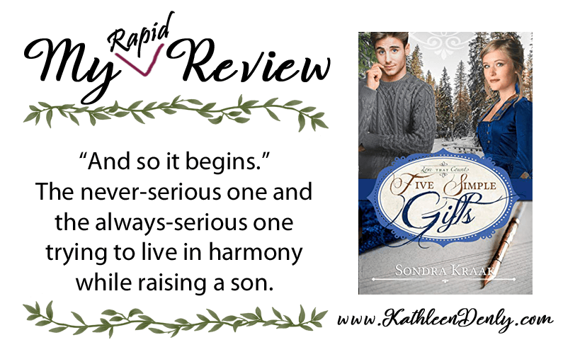 My Rapid Review – Five Simple Gifts