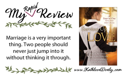 My Rapid Review – Serving Up Love