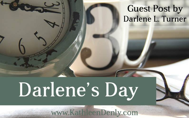 Darlene's Day – Guest Post