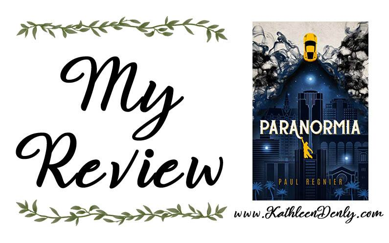 My Review – Paranormia