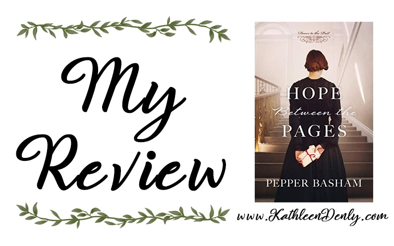 My Review – Hope Between the Pages