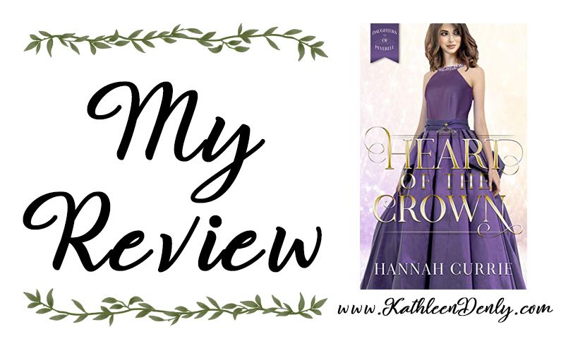 My Review – Heart of the Crown
