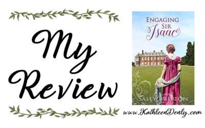 My Review – Engaging Sir Isaac