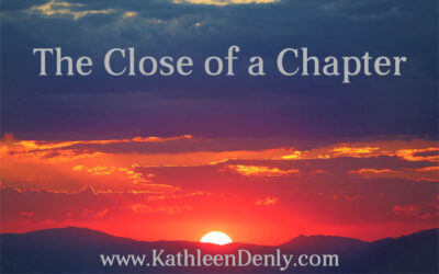 The Close of a Chapter